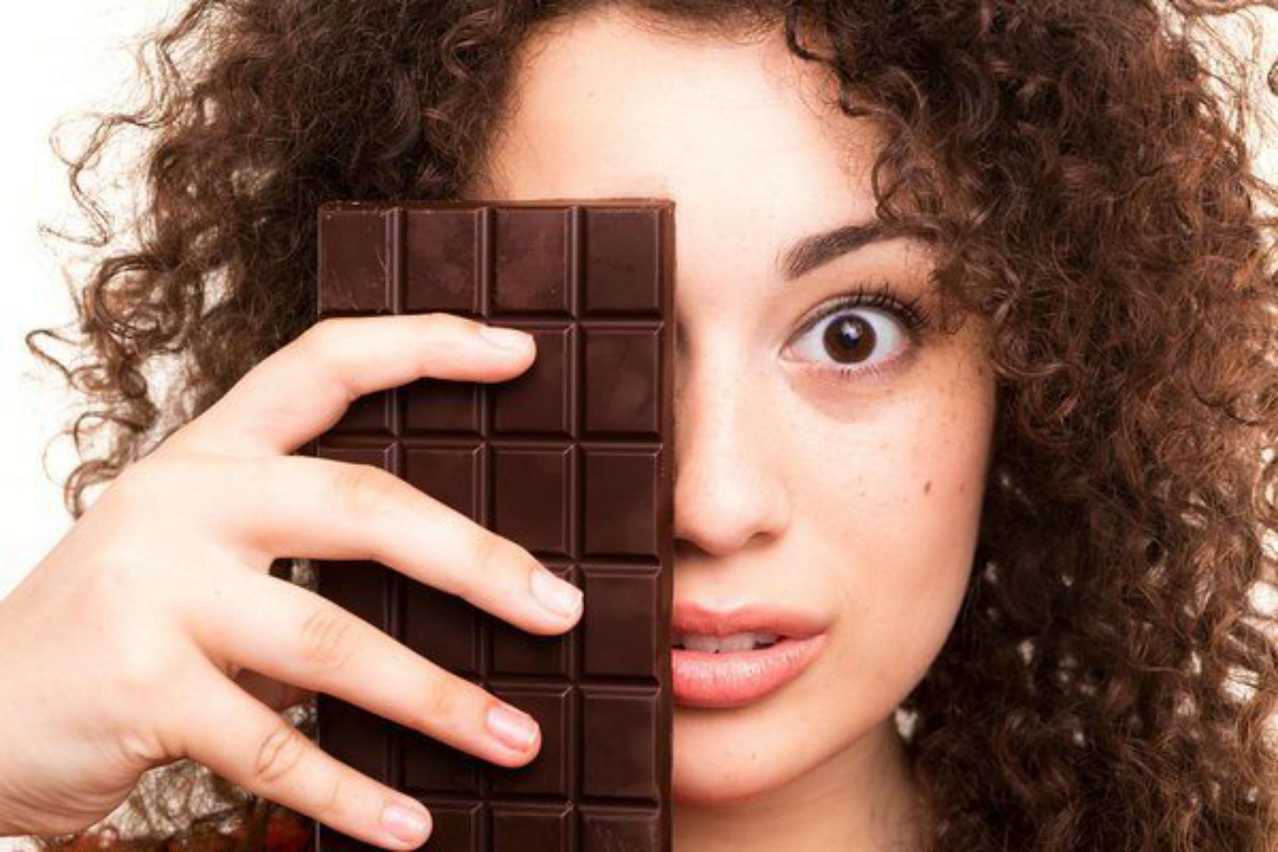 Resultado de imagen para chocolate acne